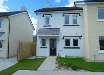 Thumbnail 3 bed terraced house to rent in Auldyn Walk, Ramsey, Isle Of Man
