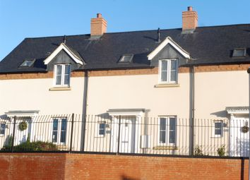 Thumbnail 2 bed terraced house for sale in Station Road, Thrapston, Kettering