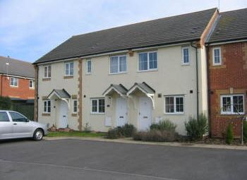 Thumbnail 2 bed terraced house to rent in Banbury Close, Wokingham