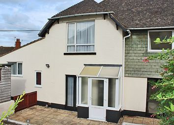 Thumbnail 4 bed semi-detached house for sale in Arcot Park, Sidmouth