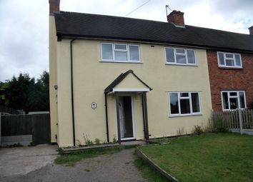 Thumbnail 3 bed semi-detached house to rent in The Leasowes, Ford, Shrewsbury