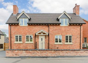 Thumbnail 4 bed detached house for sale in The Square, Snitterfield, Stratford Upon Avon, Warwickshire