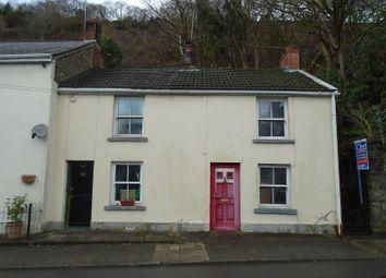 Thumbnail 1 bed end terrace house for sale in Pantteg, Ystalyfera, Swansea.
