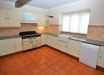 Thumbnail 3 bed barn conversion to rent in The Coach House, Matlock Road, Chesterfield