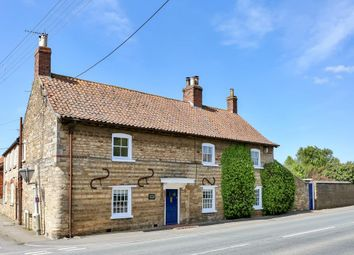 Thumbnail 4 bed cottage for sale in Main Road, Barkston, Grantham