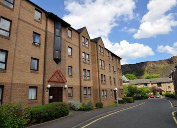 Thumbnail 2 bed flat to rent in Parkside Terrace, Newington, Edinburgh