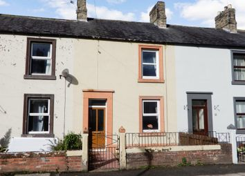 Thumbnail 2 bed terraced house for sale in 7 Graham Street, Longtown, Cumbria