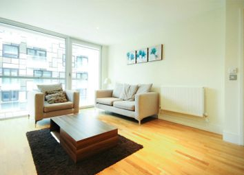 Thumbnail 1 bed property for sale in Cobalt Point, 38 Millharbour, London