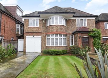 Thumbnail 4 bed property for sale in Manor House Drive, Brondesbury Park, London