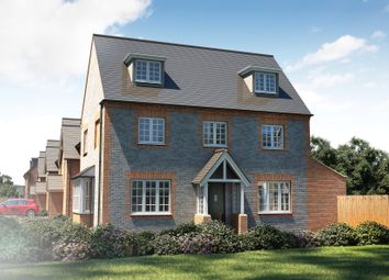 """Thumbnail 4 bed detached house for sale in """"The Orford"""" at Town Farm Close, Thame"""