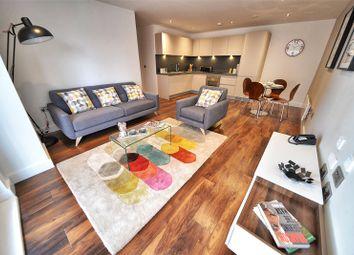 2 bed flat to rent in Block B Wilburn Basin, Ordsall Lane, Salford M5