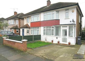 Thumbnail 3 bed semi-detached house for sale in West Road, Bedfont, Feltham