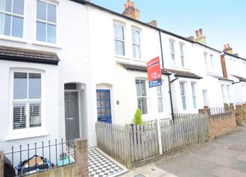 Thumbnail 2 bed terraced house to rent in Springfield Road, Teddington