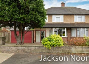 Thumbnail 3 bed semi-detached house for sale in Orchard Gardens, Chessington