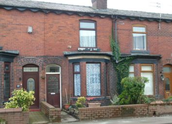Thumbnail 2 bed terraced house for sale in Station Road, Blackrod, Bolton