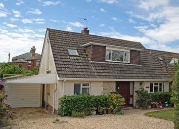 Thumbnail 4 bed detached bungalow for sale in Rabling Road, Swanage