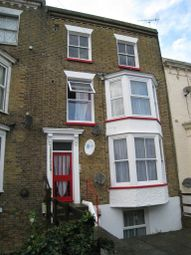 Thumbnail 1 bedroom flat to rent in Godwin Road, Cliftonville, Margate