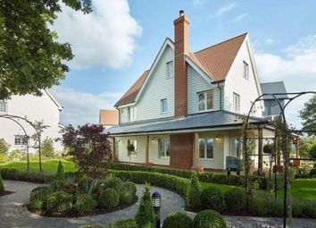 Thumbnail 5 bedroom detached house for sale in Beaulieu Chase, Centenary Way, Off White Hart Lane, Chelmsford, Essex