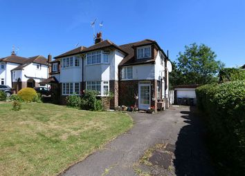 Thumbnail 3 bed semi-detached house for sale in Cotswold Way, Enfield, London