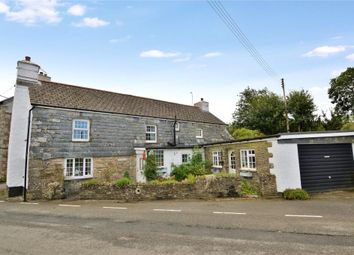 Thumbnail 3 bed detached house for sale in Five Lanes, Launceston, Cornwall