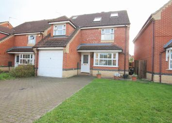 Thumbnail Detached house for sale in Field End, Witchford, Ely