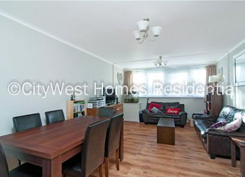 Thumbnail 2 bedroom flat to rent in Derrycombe House, Great Western Road, Brunel Estate, London