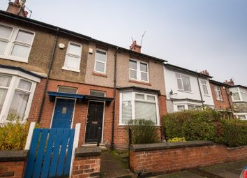 Thumbnail 3 bed terraced house to rent in Biddlestone Road, Heaton, Newcastle Upon Tyne