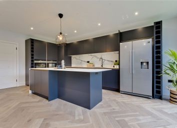 Thumbnail 4 bed detached house for sale in Devonshire Road, Weybridge, Surrey