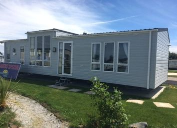 Thumbnail 2 bed mobile/park home for sale in Willerby Bk Linear, Widemouth Bay, Bude