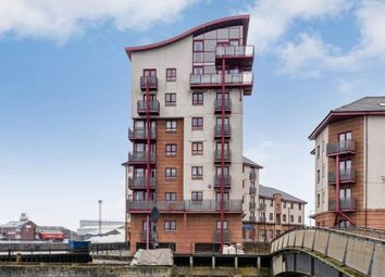 Thumbnail 2 bed flat for sale in Churchill Tower, South Harbour Street, Ayr, South Ayrshire