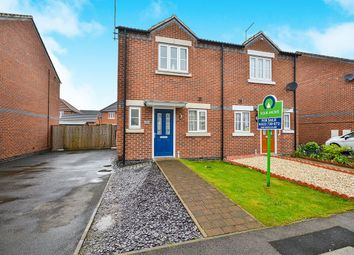 Thumbnail 2 bed semi-detached house for sale in Phoenix Street, Sutton-In-Ashfield