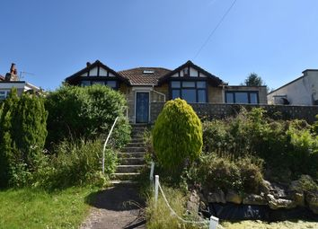 Thumbnail 3 bed detached bungalow for sale in Warminster Road, Bathampton, Bath