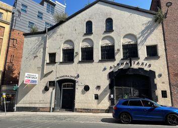Thumbnail Retail premises for sale in Duke Street, Liverpool