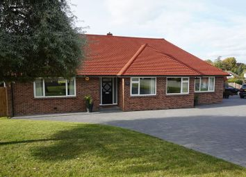 Thumbnail 4 bed detached bungalow for sale in Larchwood Close, Banstead