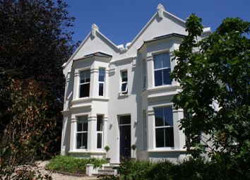 Thumbnail 4 bed detached house for sale in Reservoir Road, Plymstock, Plymouth