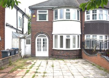 Thumbnail 3 bed semi-detached house for sale in Teddington Grove, Great Barr, Birmingham