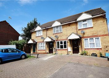 Thumbnail 2 bedroom terraced house for sale in Benhooks Avenue, Bishop's Stortford