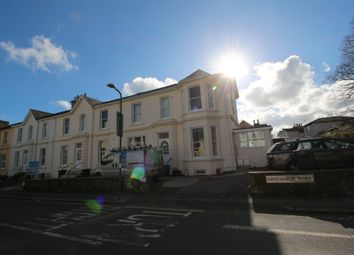 Thumbnail 1 bed flat to rent in Grosvenor Road, Paignton, Devon