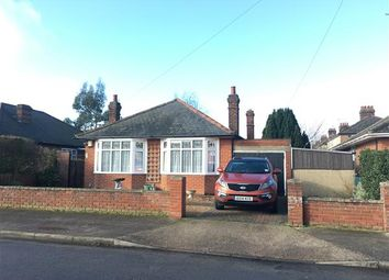 Thumbnail 3 bed bungalow for sale in Lee Road, Ipswich