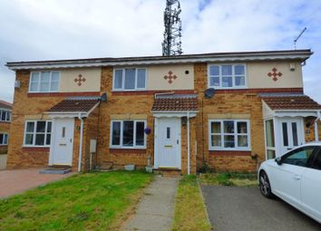 Thumbnail 2 bed terraced house to rent in Beddoes Close, Wootton, Northampton