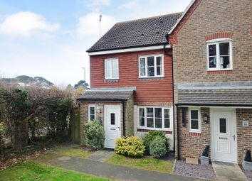 Thumbnail 3 bed end terrace house to rent in The Poplars, Littlehampton