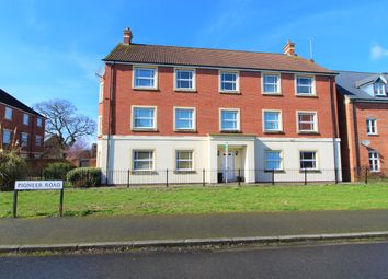Thumbnail 2 bedroom flat for sale in Pioneer Road, Swindon