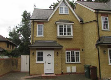 Thumbnail Town house for sale in Palmerston Road, London