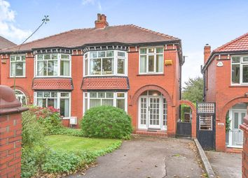 Thumbnail 3 bed semi-detached house for sale in Dowson Road, Hyde, Greater Manchester