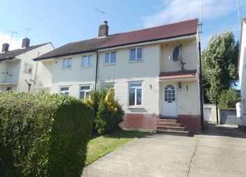 Thumbnail 3 bed semi-detached house to rent in Dugdale Hill Lane, Potters Bar, Herts