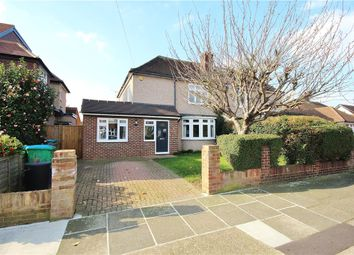 Thumbnail 4 bed semi-detached house for sale in The Ridge, Twickenham