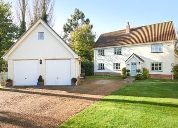Thumbnail 5 bed detached house for sale in Old Priory Gardens, Wangford, Beccles