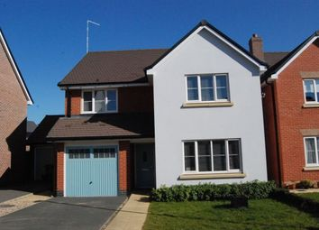 Thumbnail 4 bed detached house for sale in Glastonbury Way, Monksmoor, Daventry