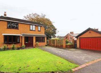 Thumbnail 4 bed detached house for sale in Curtels Close, Worsley, Manchester