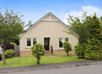 Thumbnail 3 bed detached bungalow for sale in Millhill Drive, Greenloaning, Dunblane